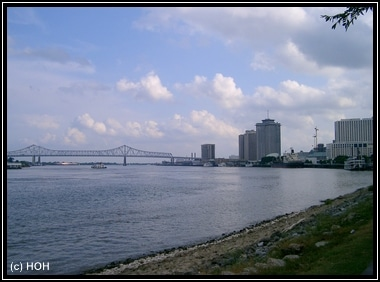 Mississippi bei New Orleans