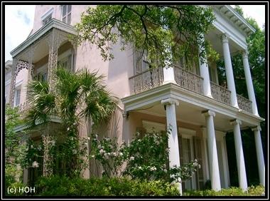 Alte Villa im Garden District