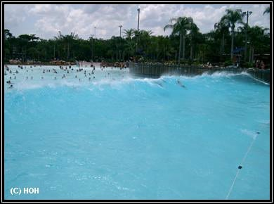 Typhoon Lagoon Main Pool