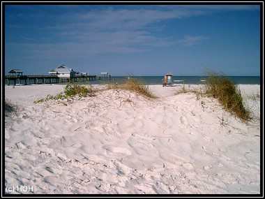 Strand bei Clearwater