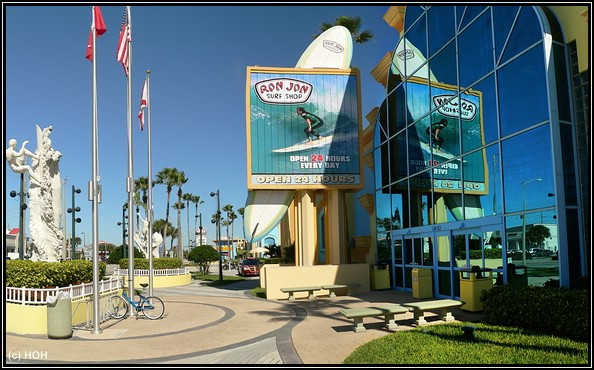 Ron Jon Flagship Store in Cocoa Beach