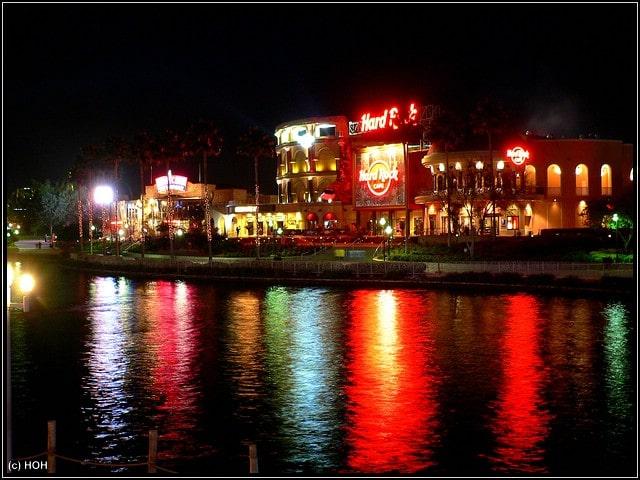 HRC am Universal City Walk (Orlando)