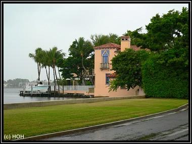 Casa de leoni in Palm Beach