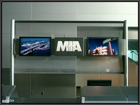 Am Miami Airport