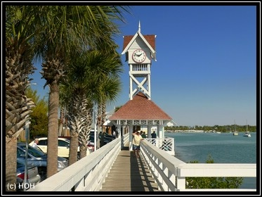 Historic Bidge Street Pier in Bradenton