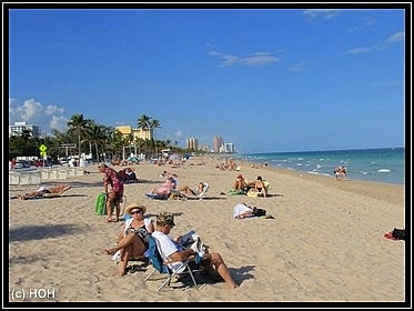 Ft.Lauderdale Beach