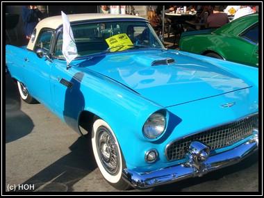1956er Thunderbird