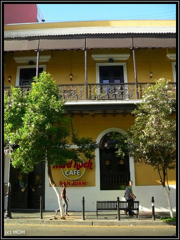 Hard Rock Cafe San Juan