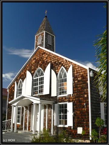 Kirche in Philipsburg