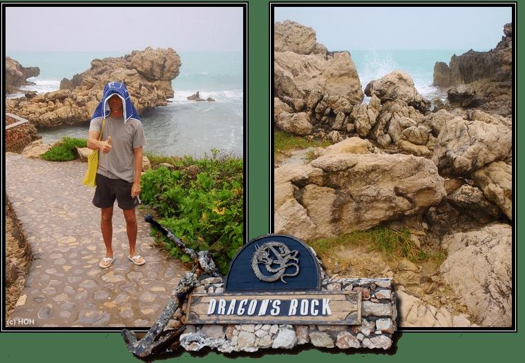 Der Dragon's Rock Trail