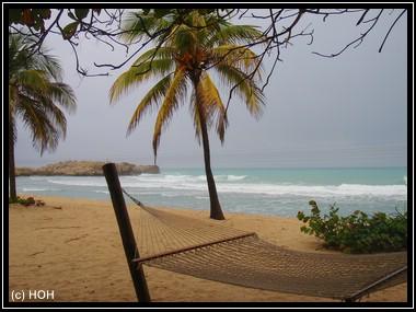 Nordstrand von Labadee