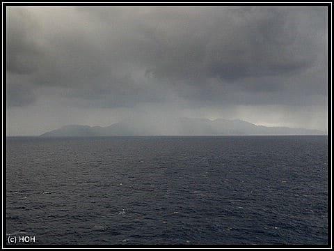 Ist es die Insel von King Kong? Nein, es ist Labadee !!