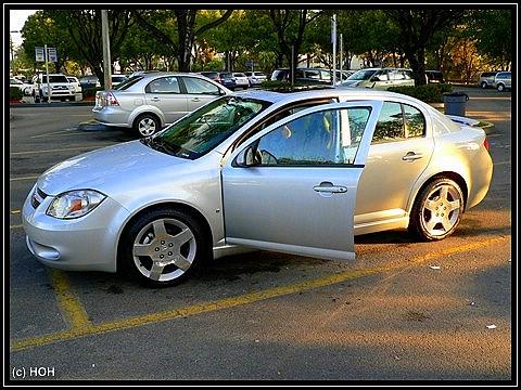 Unser Chevrolet Cobalt