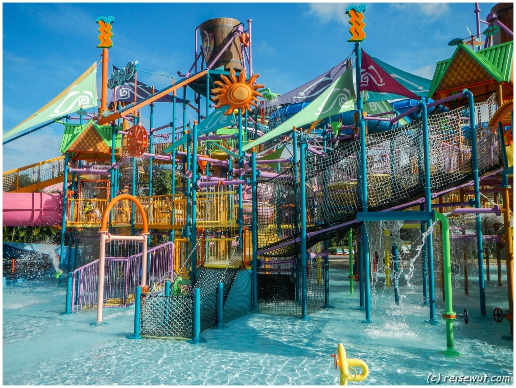 Kids Paradise in Aquatica