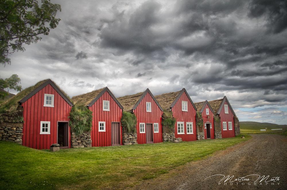Bustarfell Bauernhof