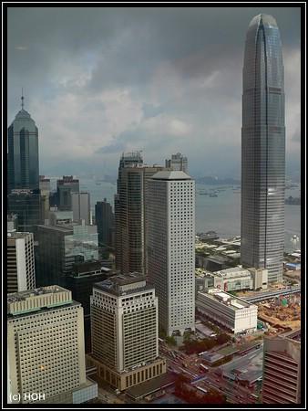 Blick aus der 43.Etage