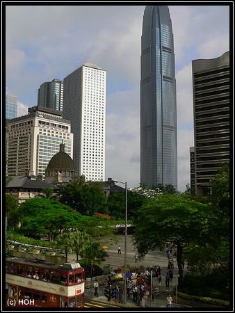 Auf Hong Kong Island