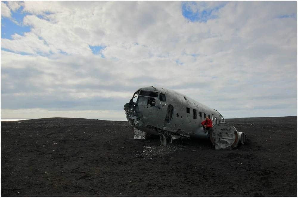 Ein Overtourism - Paradebeispiel, hier ein Foto von 2014. Damals kannte das Flugzeug noch kaum jemand