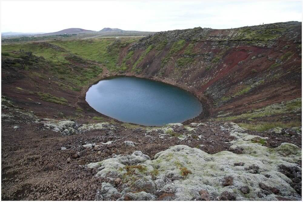 Vulkansee Kerid