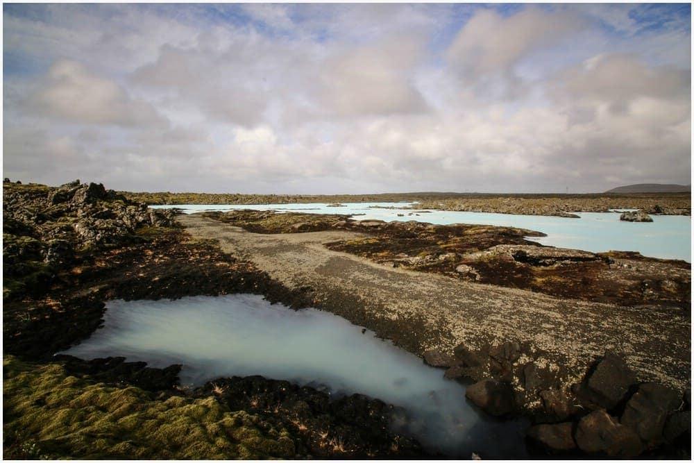 Blaue Lagune – Gunnuhver – Hvalsneskirkja – Rückflug