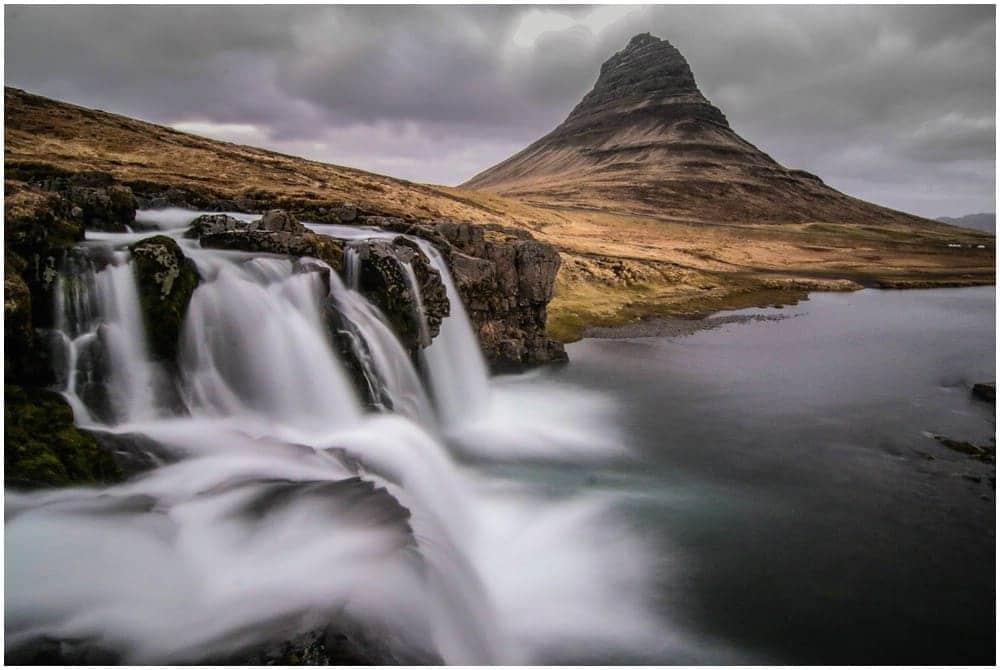 Kirkjufellfoss Lower Falls