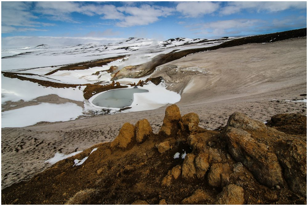 Beim Viti-Krater