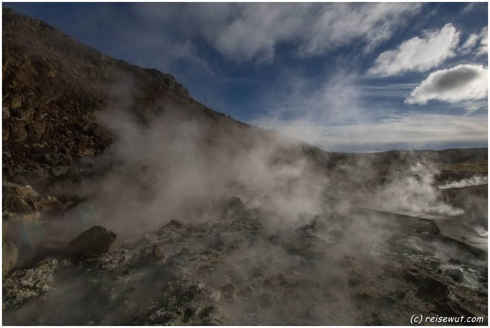 Krysuvik Seltun Geothermal Area