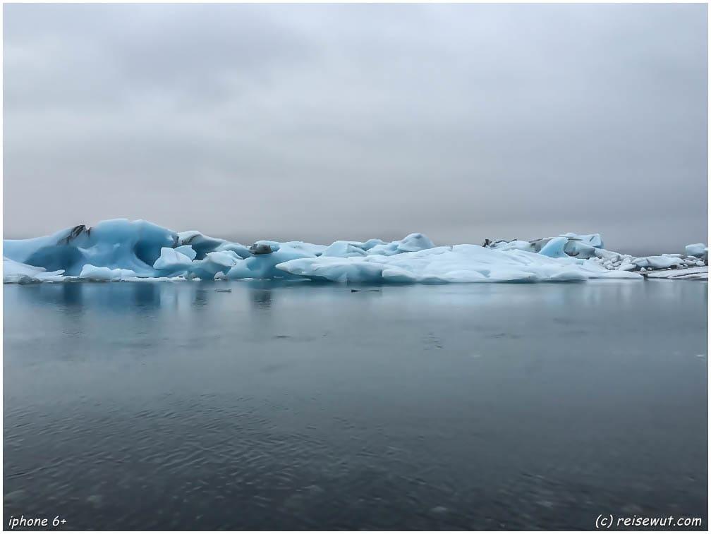 Eis am Jökulsarlon