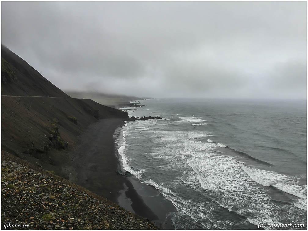 Einwandfreie Sichtverhätnisse in Südost-Island