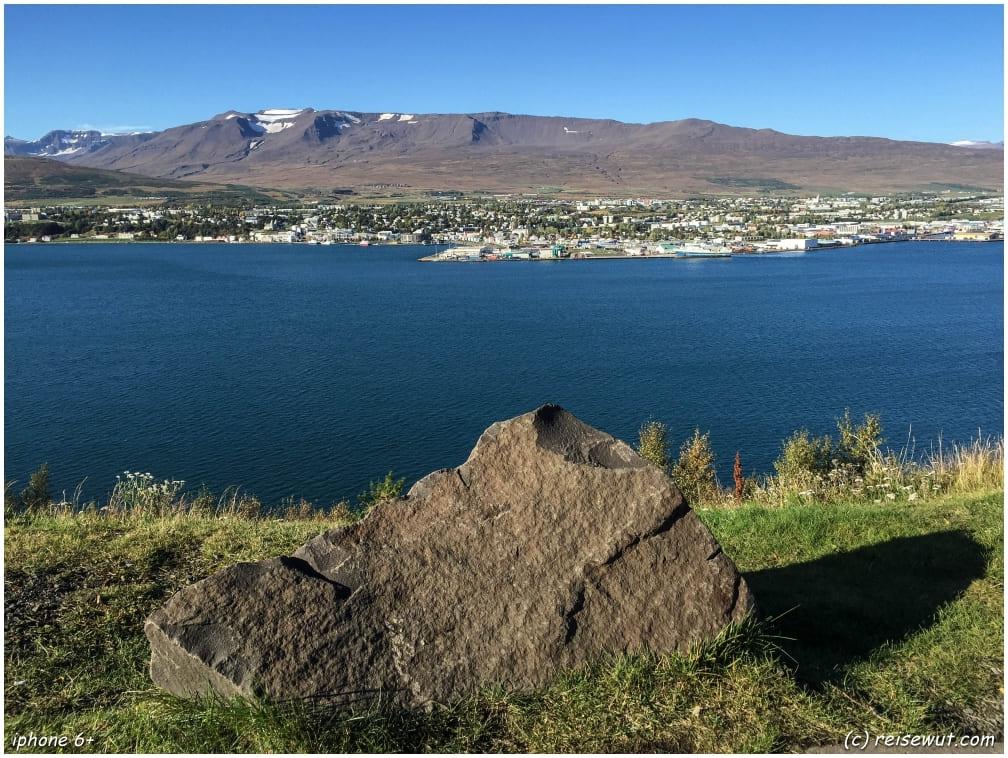 Akureyri Scenic Point