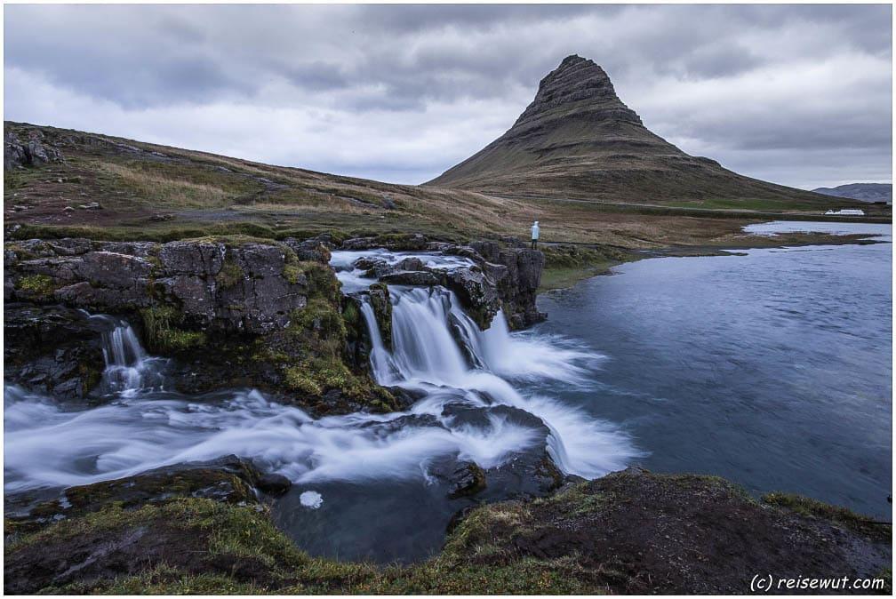 Lower Kirkjufellfoss