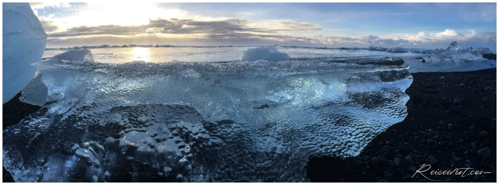 Diamond Beach iphone 6+ Panorama