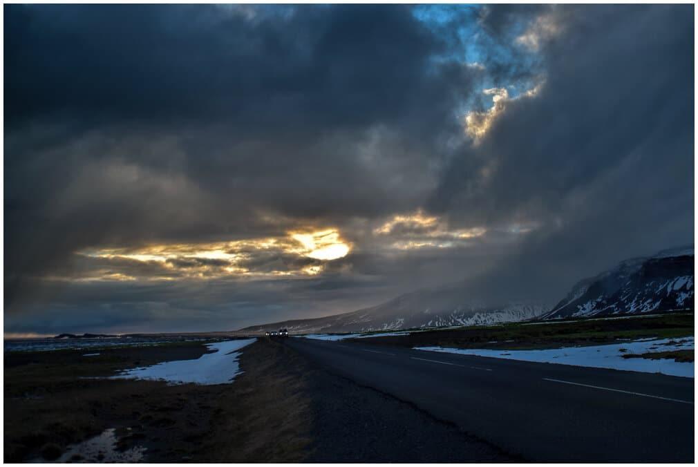 Cloudporn an der Ringstraße