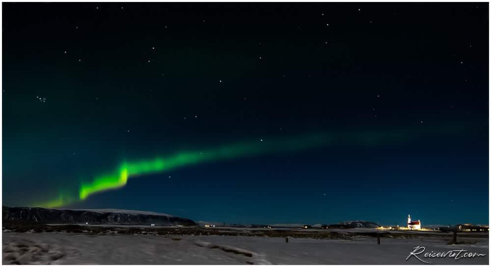 Selfoss Northern Lights