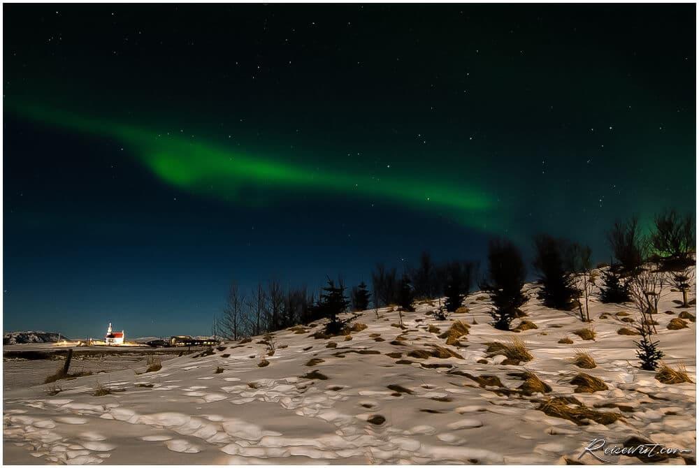 Selfoss Polarlichter