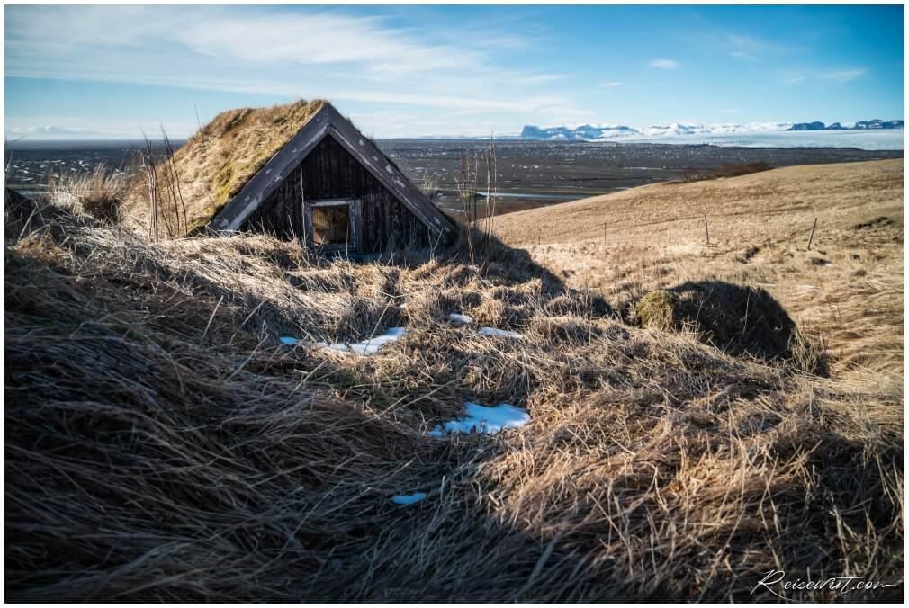 Turf House Skaftafell