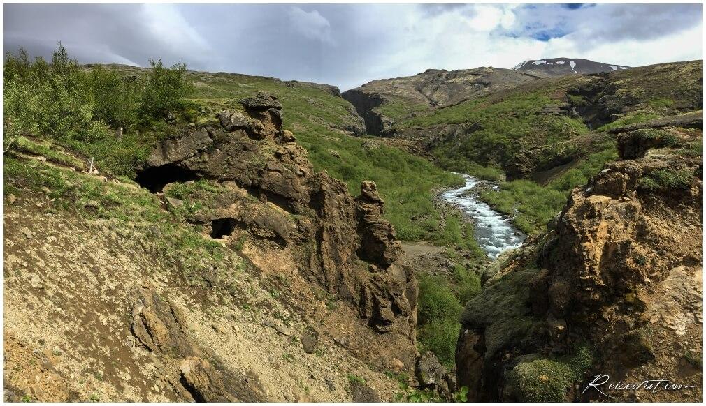 Glymur Trail