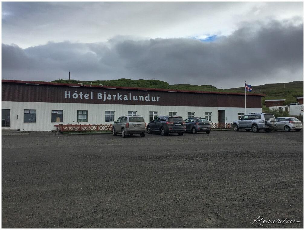 Hotel Bjarkalundur