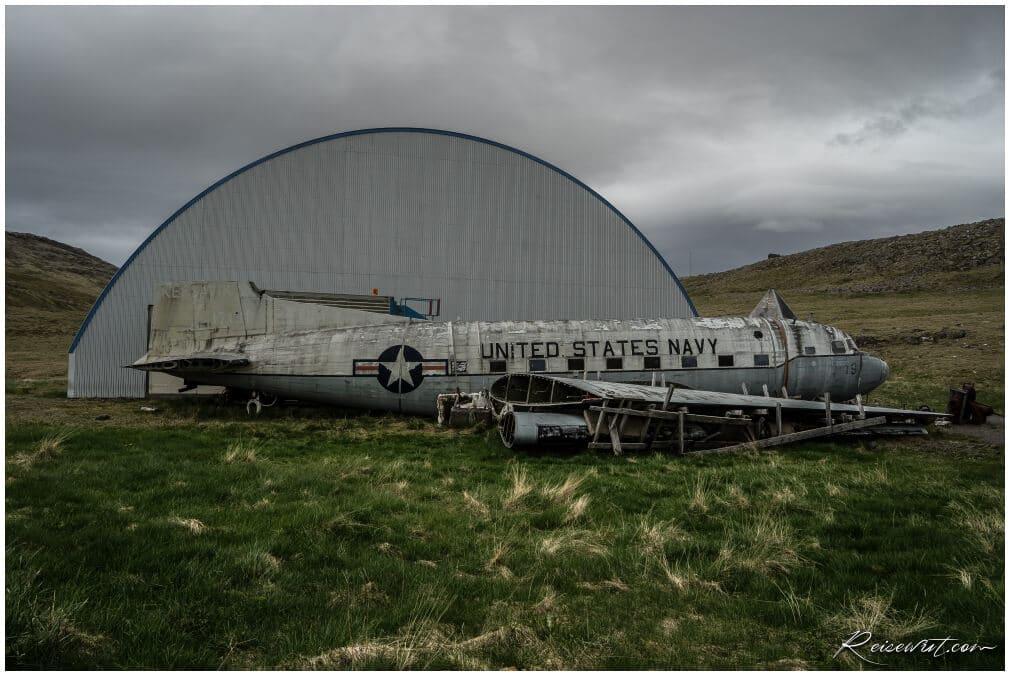 Douglas C-117D der russischen Army bei Hnjotur