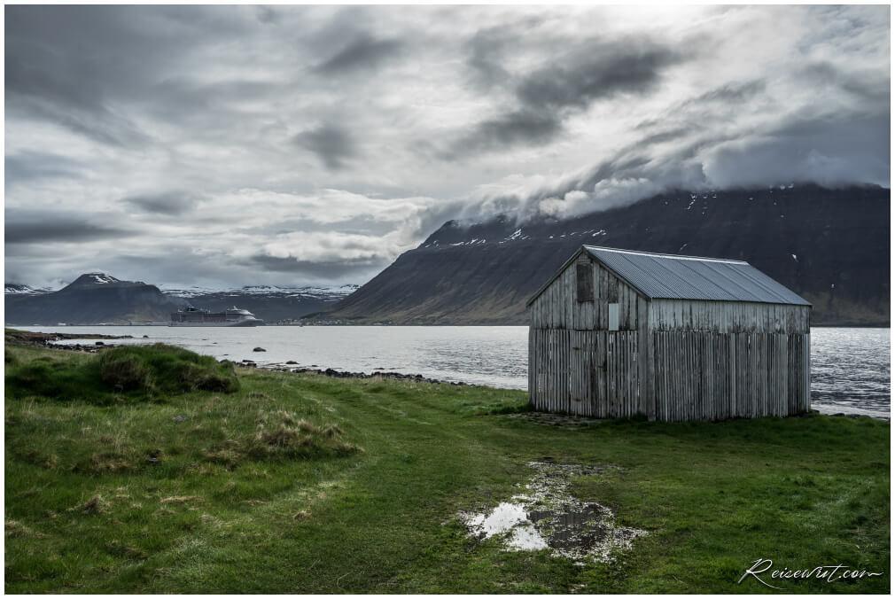 White Barn ... ein schlichtes aber fotogenes Trockenhaus