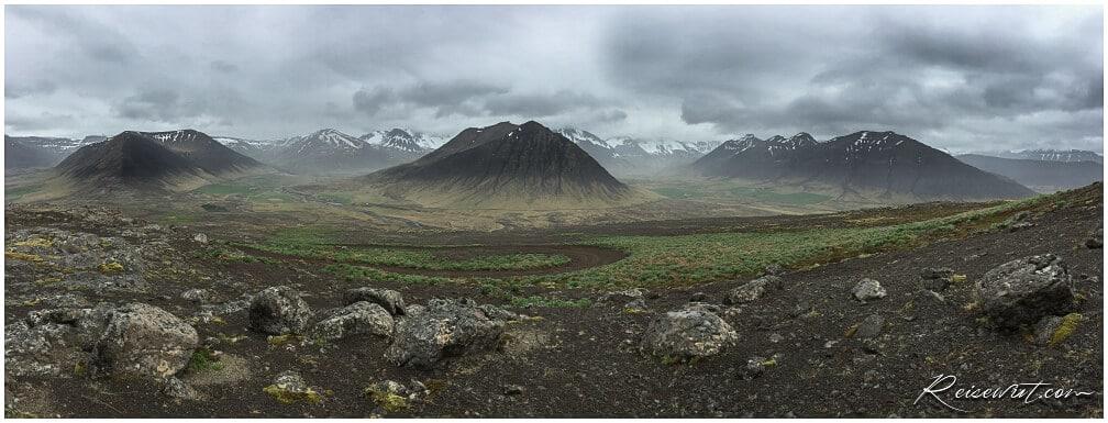 Samdfell Mountain Viewpoint