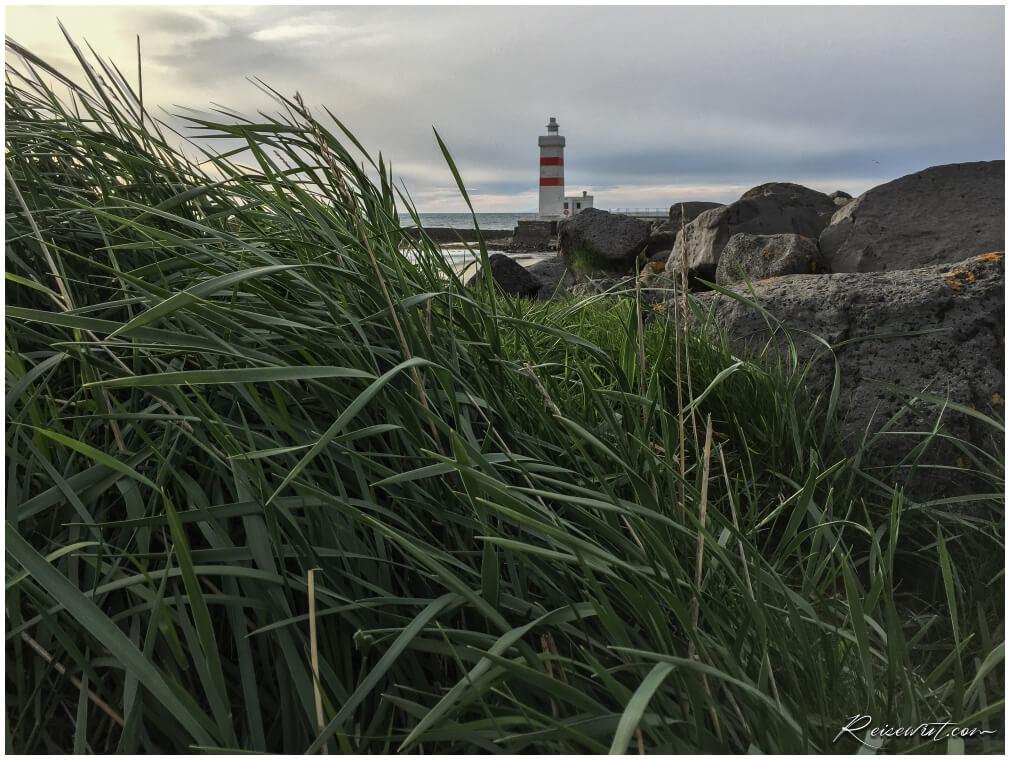 Der Besuch des Gardur Lighthouse ist in jedem Islandurlaub die letzte Aktion, bevor es zum Airport geht
