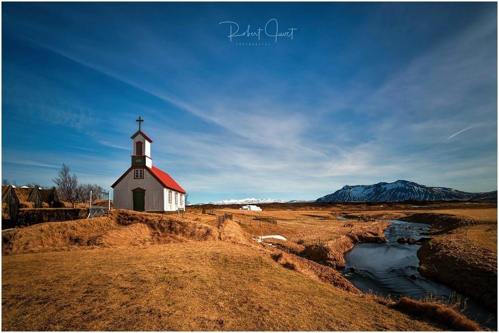 Keldur Kirche