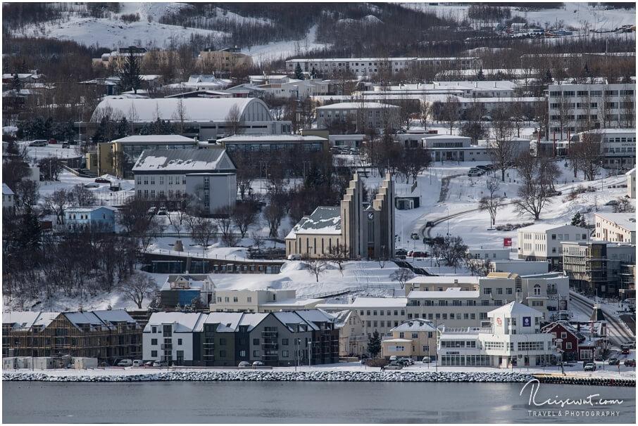 Akureyri Kirche