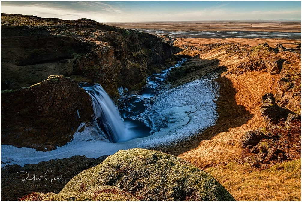 Der No-Name-Wasserfall