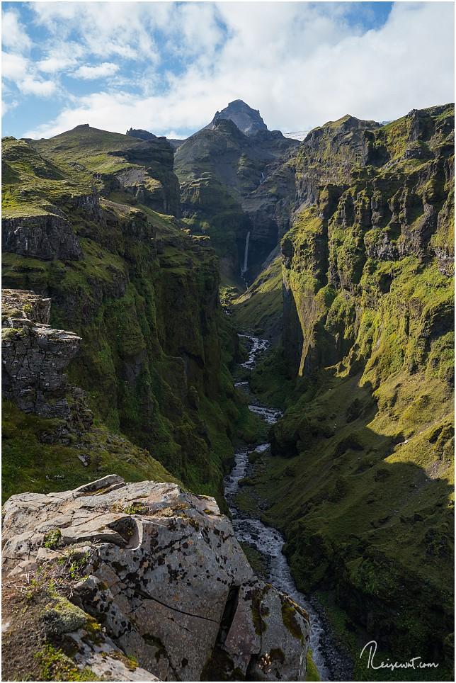 Ein Canyon wie aus einem Märchen, schöner geht es eigentlich kaum noch