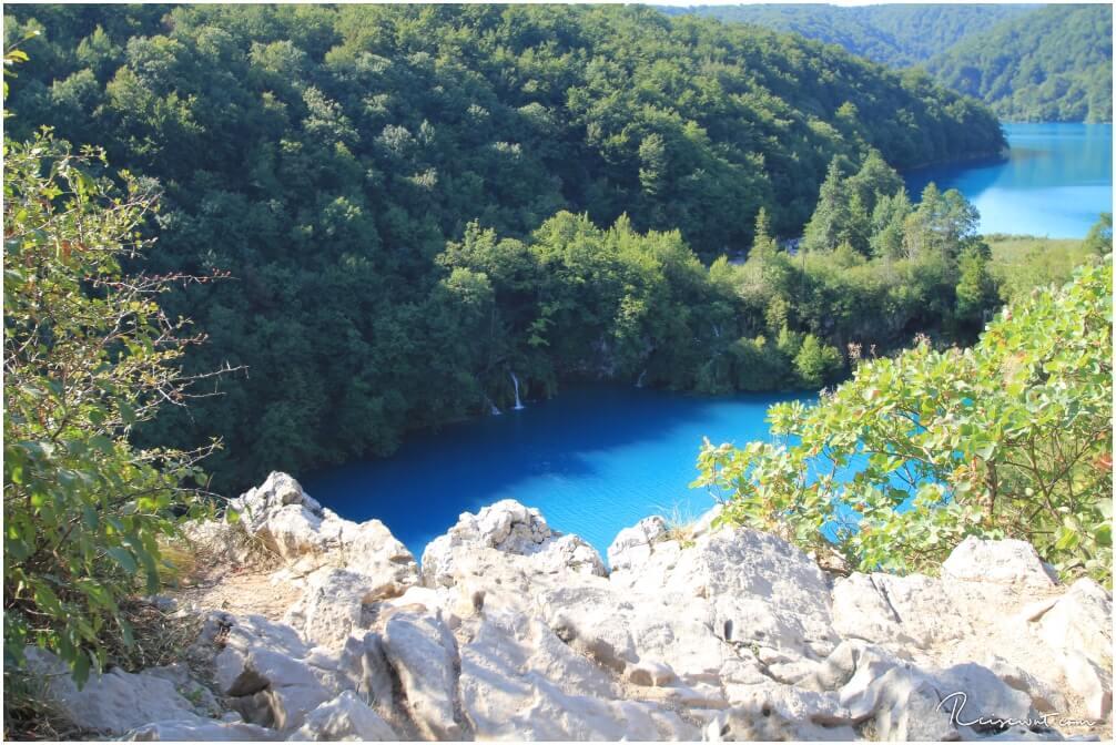 Scenic Point mit Blick auf Jezero Anovac