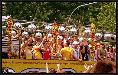 Loveparade 2007 - Flower Power