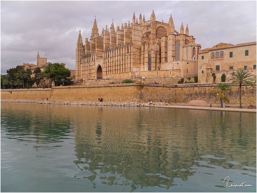 Die beeindruckende Kathedrale von Palma