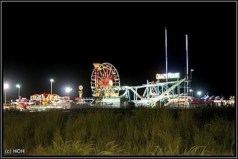 Pier in Atlantic City